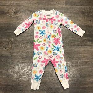 Hanna Andersson Full Zip Pajamas